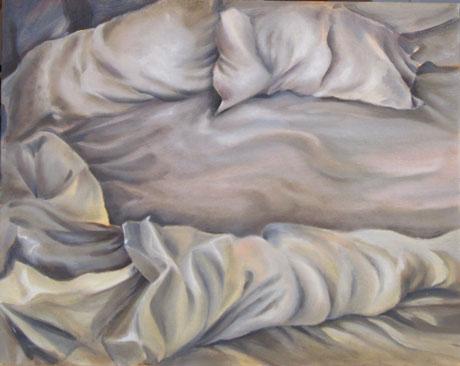 Elysian 16 x 20 oil on panel by Patricia Larkin Green