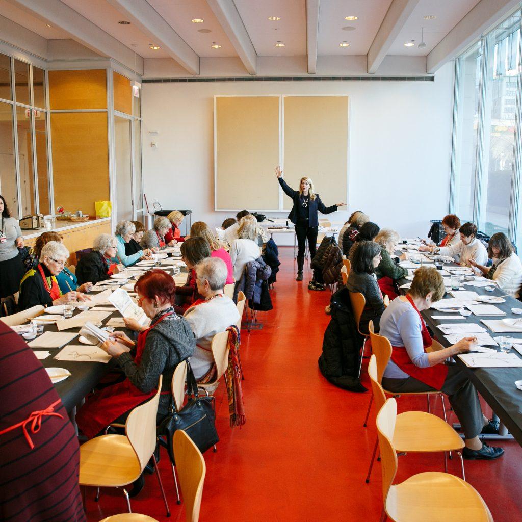 Patricia Larkin Green Art Institute of Chicago Advanced Docent Training